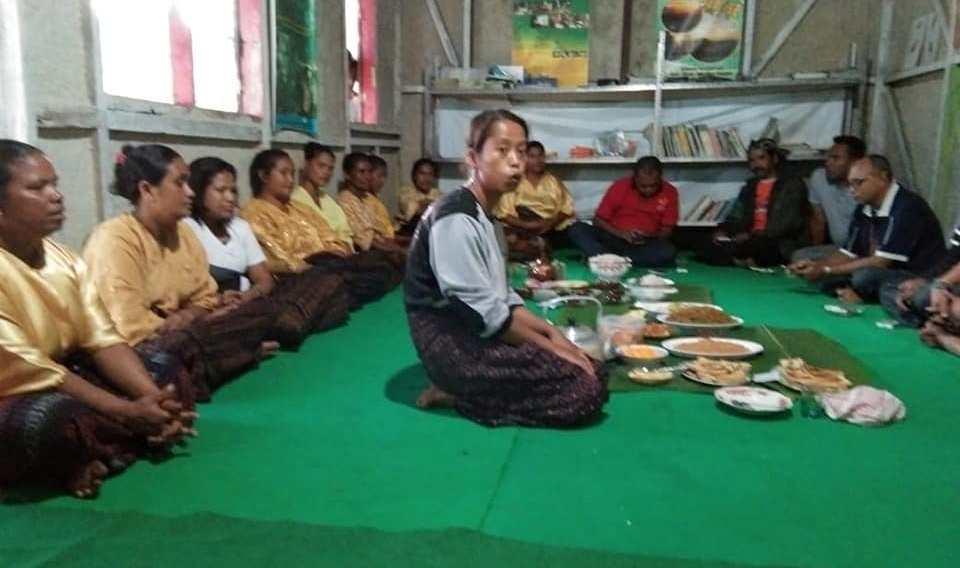 Pelatihan Kuliner SPKP Wologai Tengah