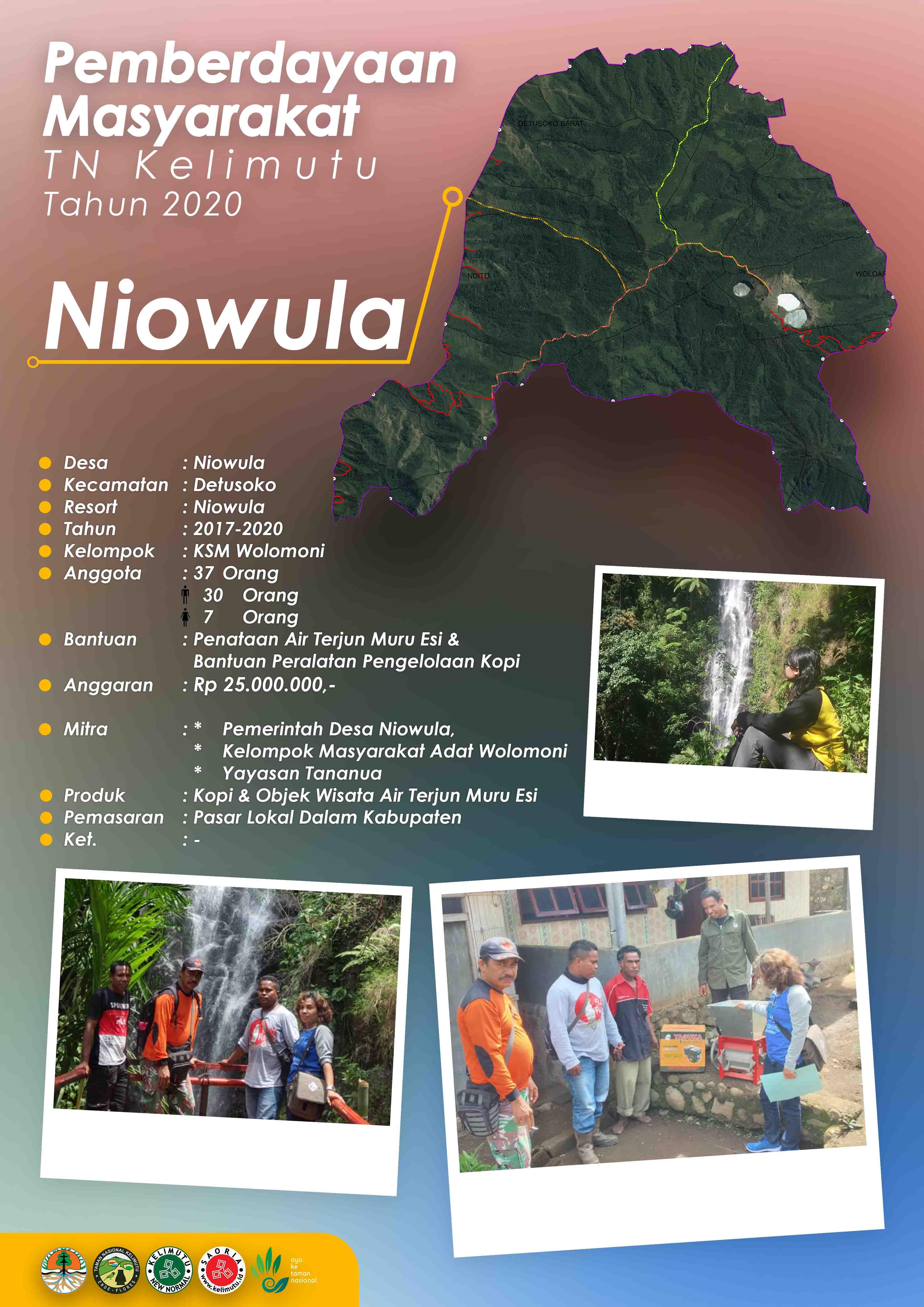 Desa Niowula