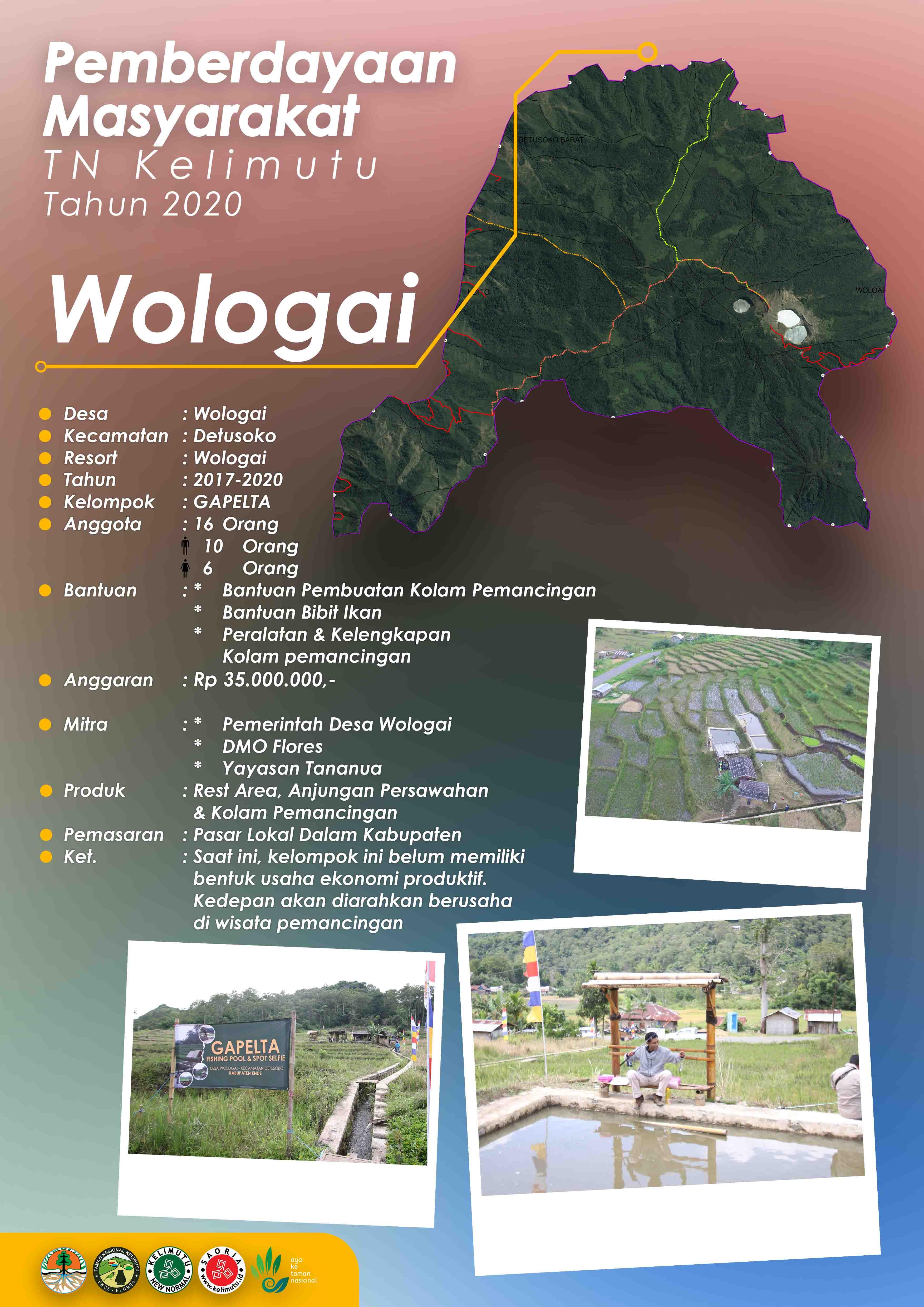 Desa Wologai