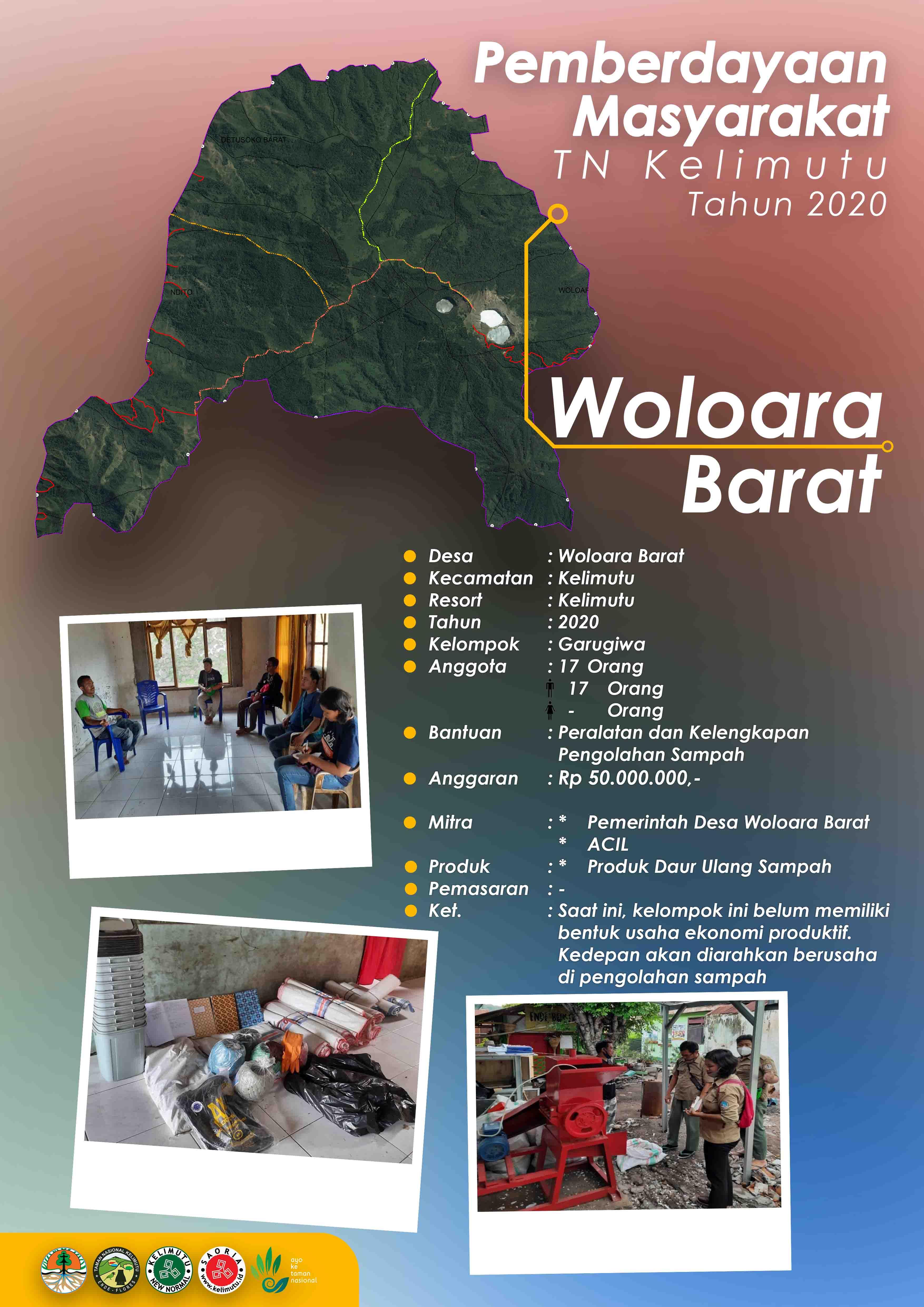 Desa Woloara Barat