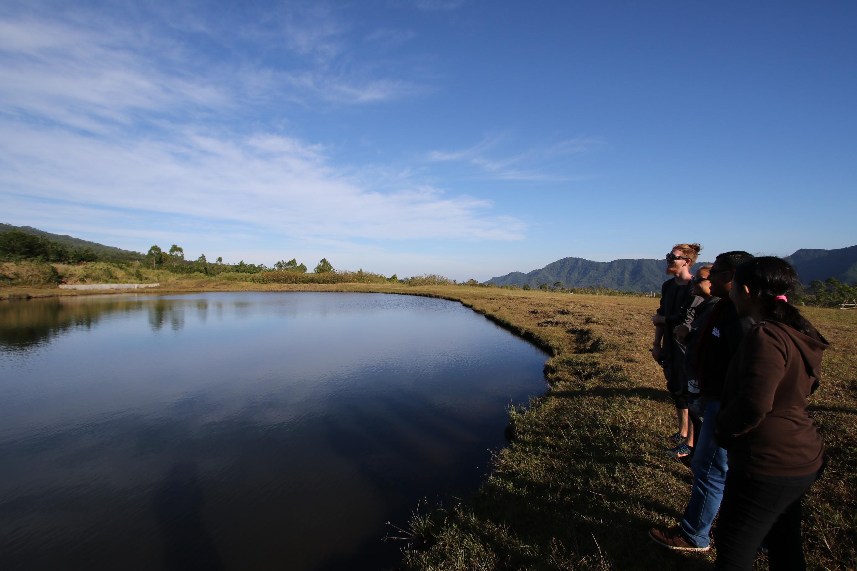 Pelatihan Pengembangan Ekowisata Berbasis Masyarakat Taman Nasional Kelimutu