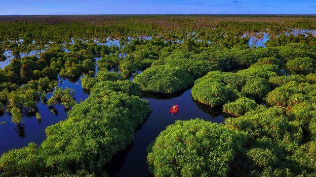 9 Alasan Kenapa Kamu Harus Mengunjungi Taman Nasional