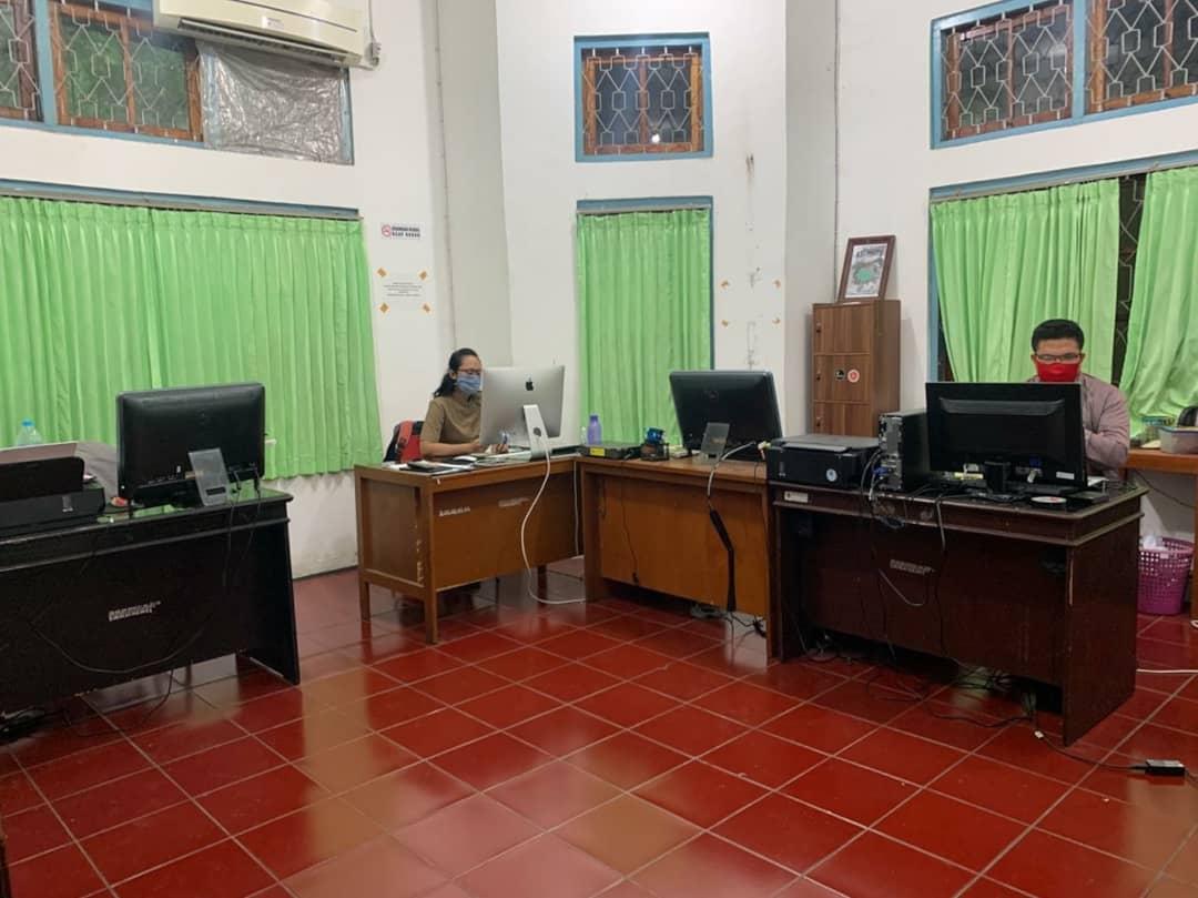 New Normal, Awal Semangat Baru ASN Balai TN Kelimutu Ditengah Pandemi Covid-19