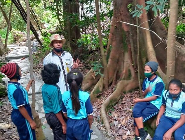 Menikmati Alam Mendidik Generasi Masa Depan