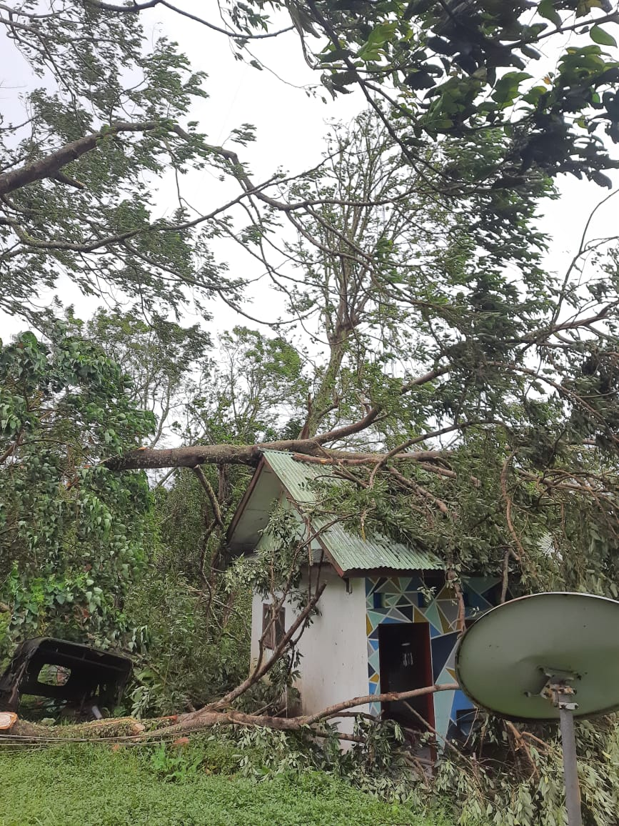 Badai siklon tropis Seroja